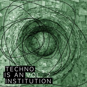 cover_VariousArtists_TechnoIsanInstitution,Vol.2_MysticalWingsAudio