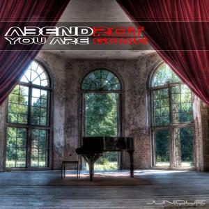 cover_Abendrot_YouAreGone_JuniqueMusique