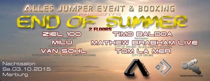 Flyer End of Summer Kopie