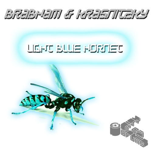Light Blue Hornet | Brabham & Krasnitzky