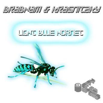 Light Blue Hornet   Brabham & Krasnitzky