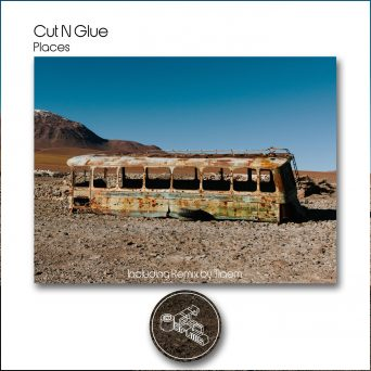 PLACES   Cut N Glue